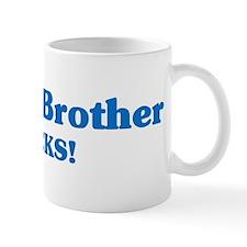 Big Brother Rocks Mug