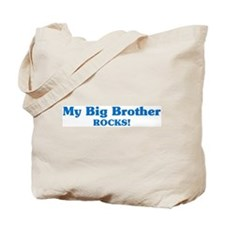 Big Brother Rocks Tote Bag