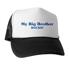 Big Brother Rocks Trucker Hat