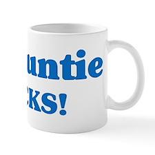 Auntie Rocks Mug