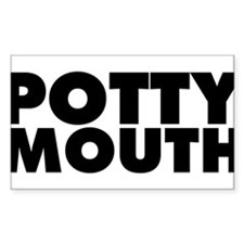 Potty Mouth Decal