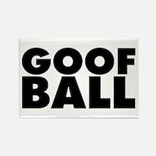 Goofball Rectangle Magnet