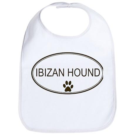Oval Ibizan Hound Bib