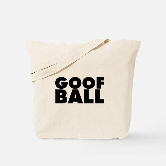 Goofball Tote Bag