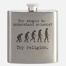 Too stupid to understand science? Try religion. Fl