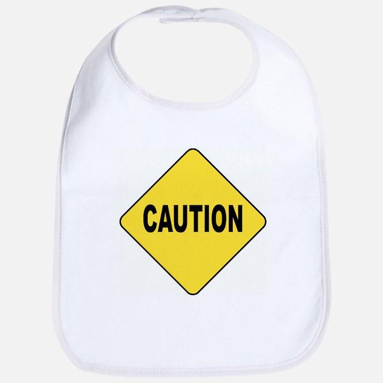 Caution Sign Bib