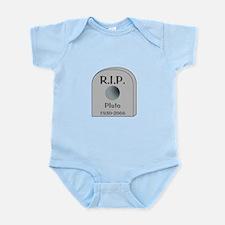 RIP Pluto Body Suit