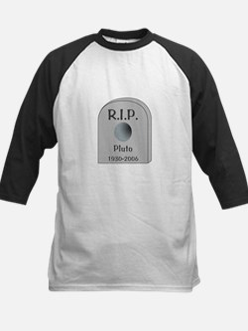 RIP Pluto Baseball Jersey