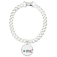 Einstein E=mc2 Bracelet