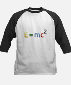 Einstein E=mc2 Baseball Jersey