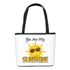 You are my sunshine Bucket Bag