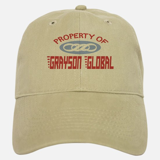 Property of Grayson Global Baseball Baseball Cap