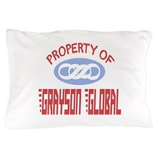 Property of Grayson Global Pillow Case