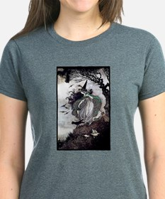 All Hallow's Witch Tee