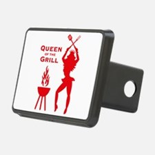 Queen Of The Grill (Barbecue) Hitch Cover
