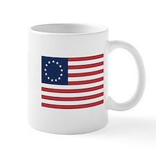 13 Star Colonial American Flag Mug