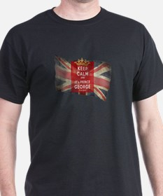 Keep Calm It's Prince George T-Shirt