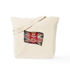 Funny Keep Calm Royal Baby Tote Bag