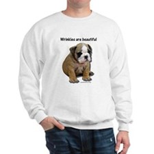 Wrinkles Are Beautiful II Sweatshirt