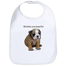 Wrinkles Are Beautiful II Bib