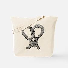 loveknot_tr.png Tote Bag
