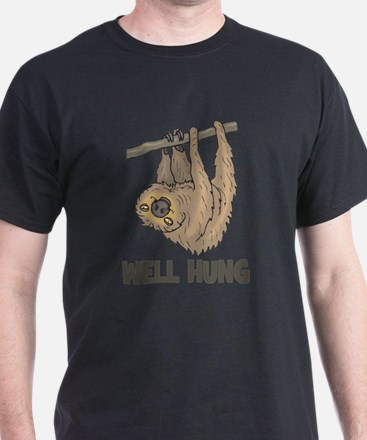 The Well Hung Sloth T-Shirt