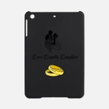 Love Loyalty Laughter iPad Mini Case