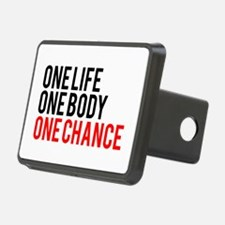 One Life One Body One Chance | Fitness Slogan Hitc