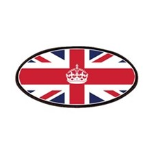 Royal British Flag Patches