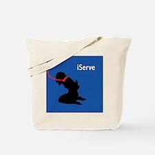 iServe-2.png Tote Bag