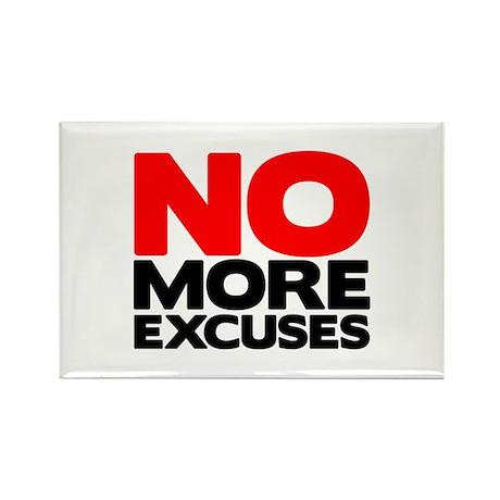 No More Excuses | Fitness & Bodybuilding Slogan Re