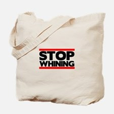 Stop Whining | Fitness and Bodybuilding Slogan Tot