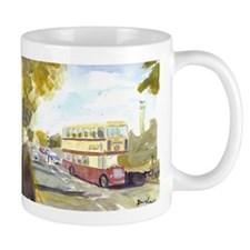 Dreadnought Coaches Bristol Lodekka FLF Small Mug