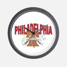 ABH Philadelphia Liberty Wall Clock