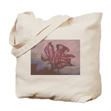 INVERTED ROSE Tote Bag