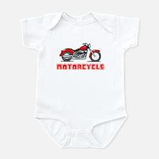 Motorcycle Infant Bodysuit