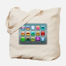 My Dream Apps Tote Bag