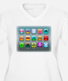 My Dream Apps Plus Size T-Shirt