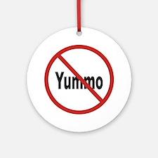 (NO) Yummo Ornament (Round)
