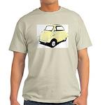 Fullerton Isetta Ash Grey T-Shirt