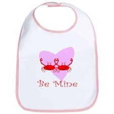 Be Mine Crab Bib