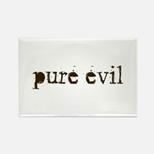 Pure Evil Rectangle Magnet