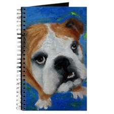 Journal for bulldog Rescue