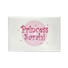 Sarahi Rectangle Magnet