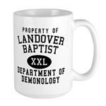 Demonology Dept. Large Mug