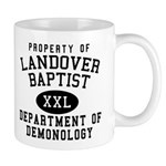Demonology Dept. Mug