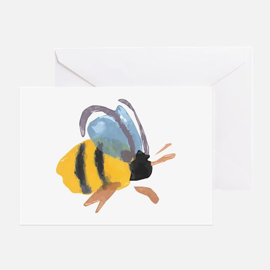 bee2.jpg Greeting Card
