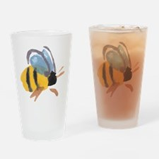 bee2.jpg Drinking Glass
