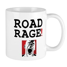 ROAD RAGE! Small Mug