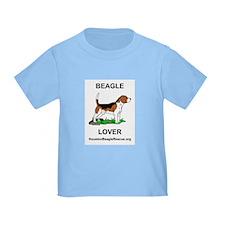 T; Beagle Lover